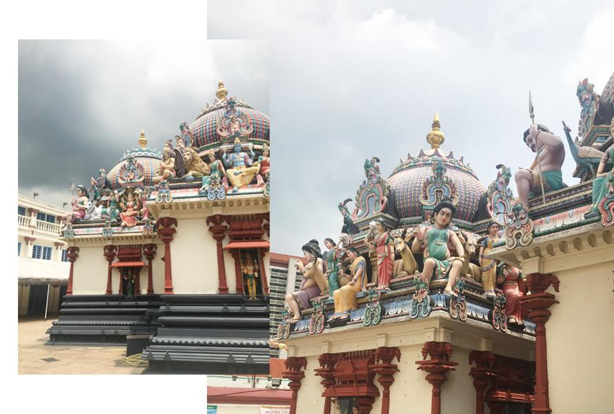 Singapur Hinduismus
